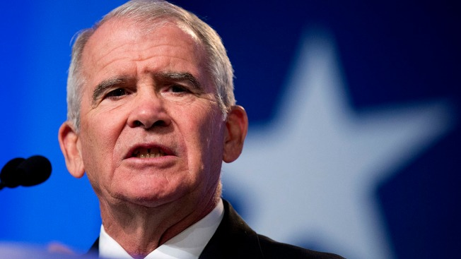 NRA Sues Ex-President Oliver North, Saying He Harmed the NRA