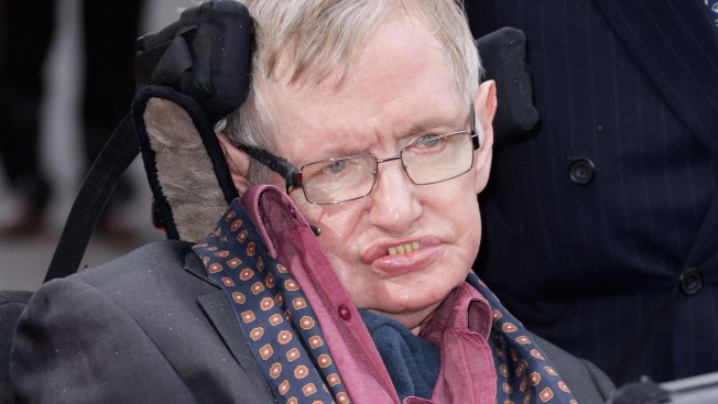 Stephen Hawking Counts Down Life on Earth: Report