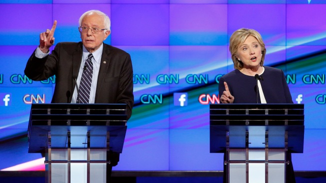 Poll: Sanders, Clinton in Virtual Tie in New Hampshire