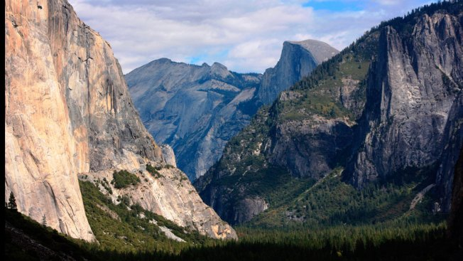 Utah Lawmaker Says Yosemite Addition Violates US Law