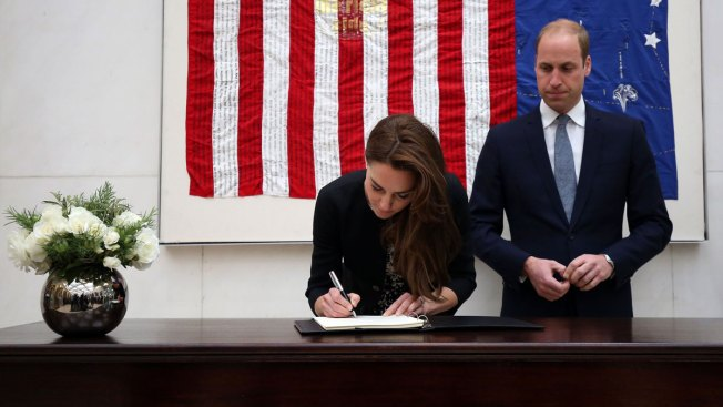 Kate Middleton and Prince William Pay Tribute to Victims of Orlando Shooting
