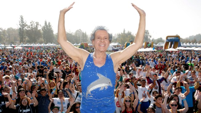 Richard Simmons Shutters His Iconic Fitness Studio, Posts Heartfelt Goodbye to Fans