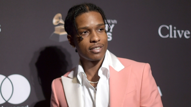 A$AP Rocky Freed From Jail as He Awaits Sweden Court Decision