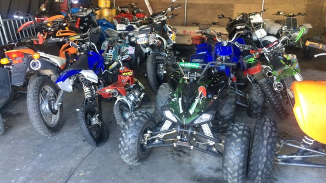4-Year-Old Injured in ATV Accident, Wasn't Wearing Helmet