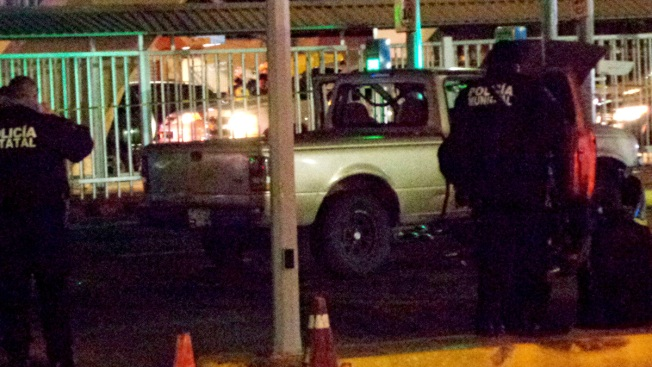 US Officer at Border Shoots Driver Going to Mexico