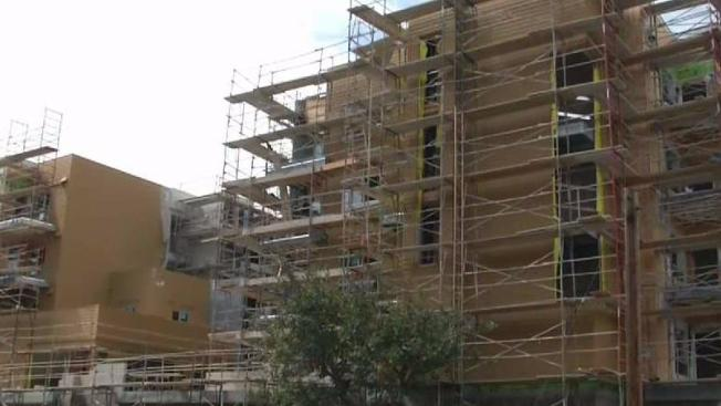 Construction Nearly Done on Affordable Housing Building