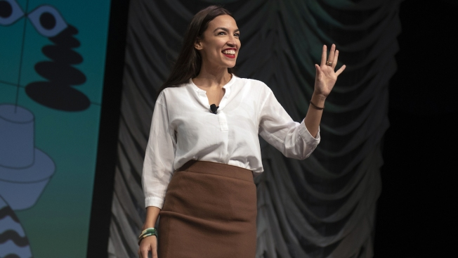 Ocasio-Cortez Outdraws Presidential Candidates at South by Southwest