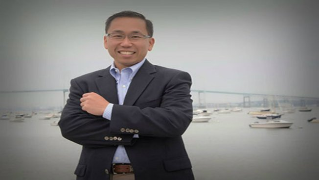 Republican Fung Announces Run for RI Governor