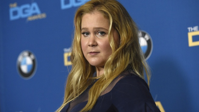 Amy Schumer Cancels Dallas Show, Hospitalized for Nausea