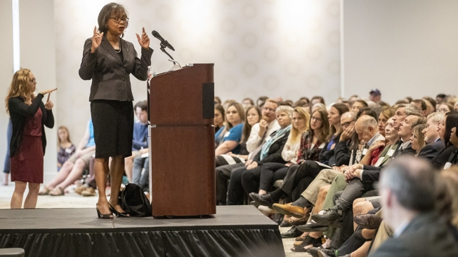 Anita Hill: #MeToo Movement Can Create Lasting Change