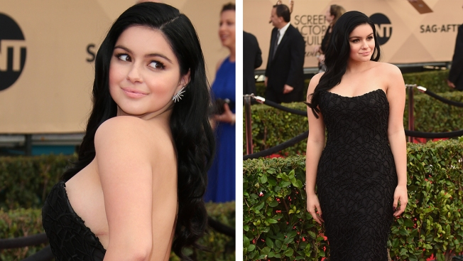 'Modern Family' Star Ariel Winter Defends Sexy Instagram Pics