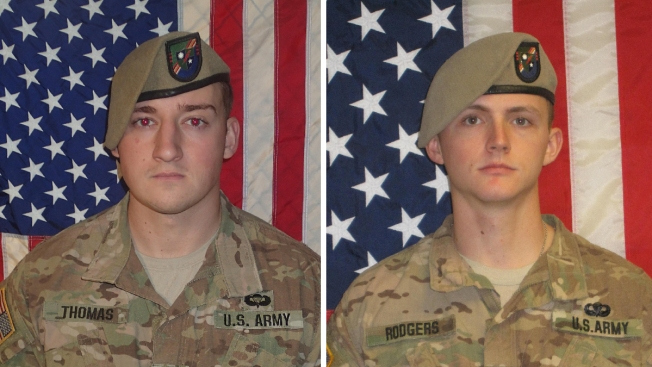 Friendly Fire May Have Killed 2 Army Rangers During Anti-ISIS Raid in Afghanistan