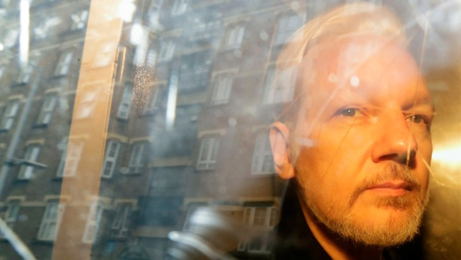 Assange Misses Court Hearing; WikiLeaks Says He's Ill