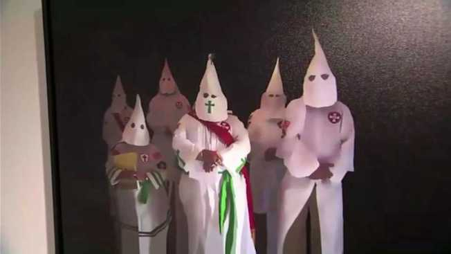 College Art Exhibit Closed Over Ku Klux Klan Painting to Reopen