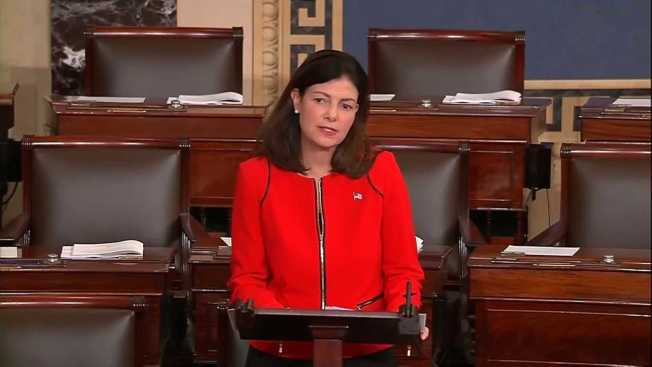'Greatest Honor of a Lifetime': Ayotte Thanks New Hampshire in Farewell Address