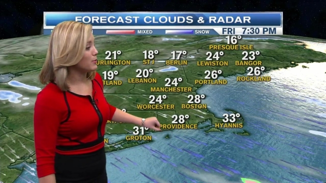 Several Inches of Accumulating Snow on the Way - NECN
