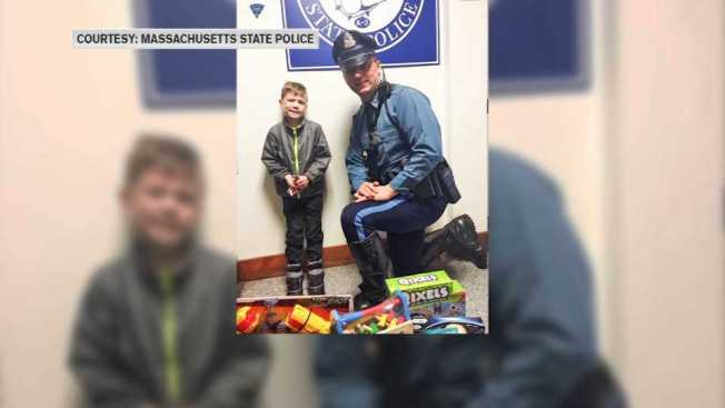6-Year-Old Boy From Littleton Donates Birthday Presents to Charity