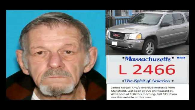 Elderly Man from Mansfield Found