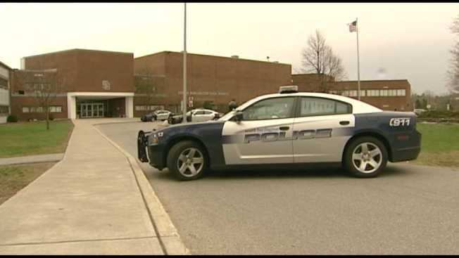 Threats Force Vt. High School Into Lockdown