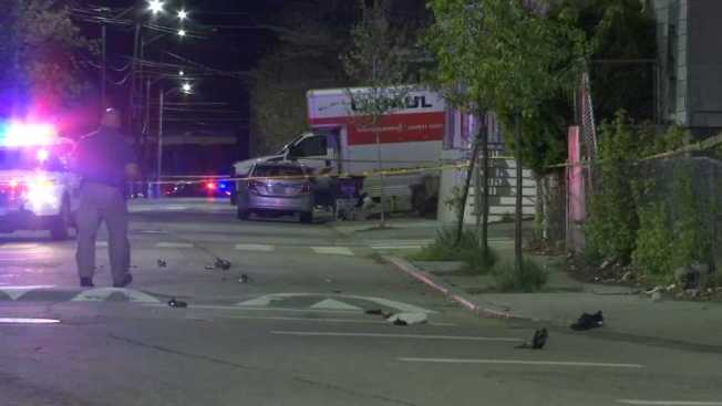 Police Searching for Mini Van in Connection to Fatal Hit-and-Run of Motorcyclist