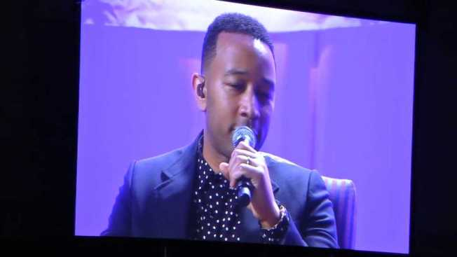 John Legend Headlines Salem State Series; Receives Social Justice Award