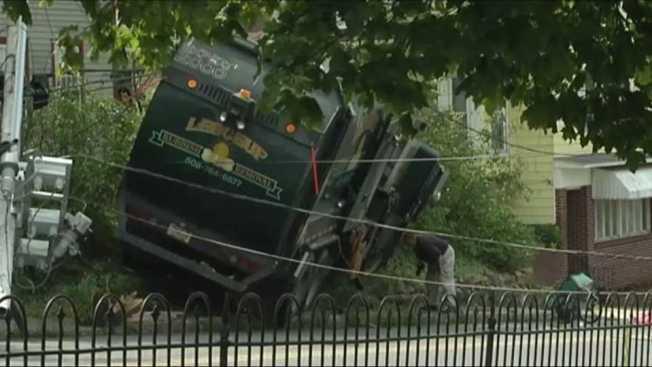 Man Struck, Killed by Garbage Truck in Ware, Massachusetts