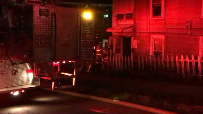 Police: Report of Loud Boom Leads Crews to Apartment Fire