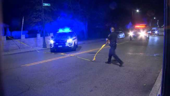 Police Respond to Shooting in Hyde Park