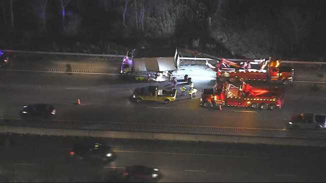 Authorities Investigating Overnight Fatal Crash in West Bridgewater