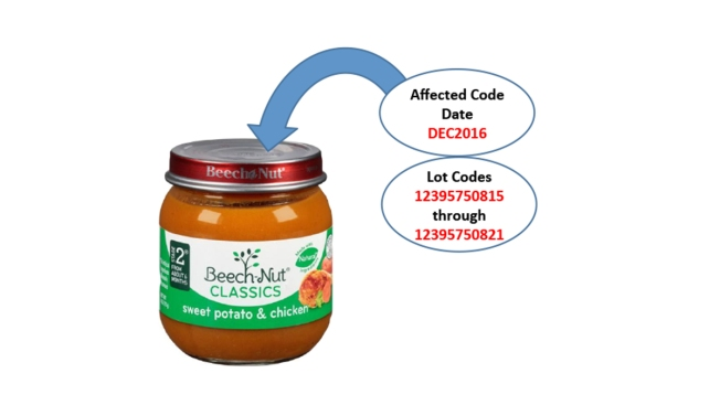 Beech Nut Recalls Baby Food That May Contain Bits Of Glass Necn