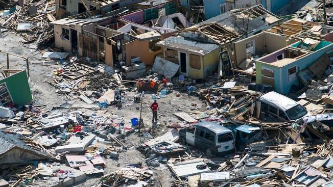 US Won't Grant Temporary Protected Status to Bahamians Who Fled Hurricane Dorian