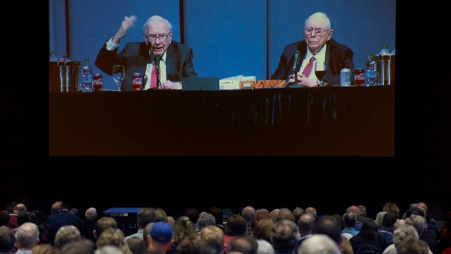 Berkshire Hathaway Investors Worry About Life After Buffett