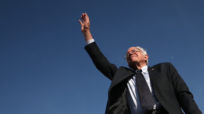Sanders Visits New Hampshire After Campaign Launch