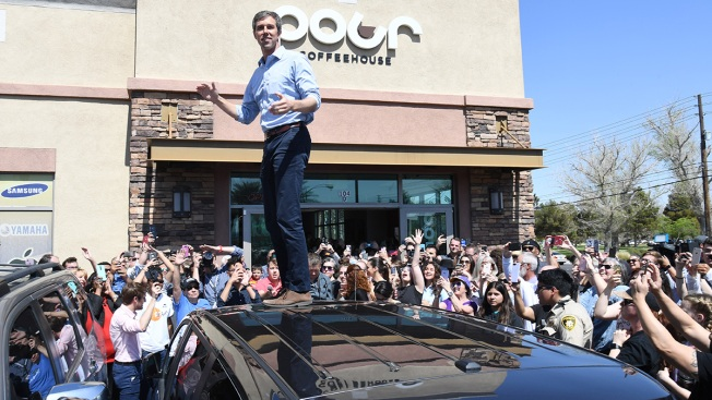 O'Rourke Says Owning, Using Guns Taught Him Responsible Use