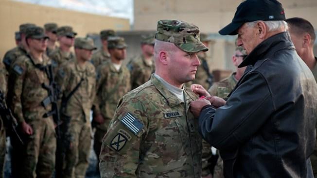 Biden Defends Faulty Telling of Military Heroism Story