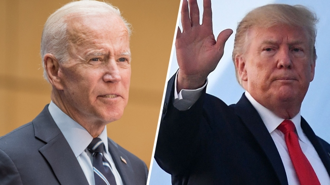 Trump Trails Biden, Warren and Sanders in New NBC News/Wall Street Journal Poll