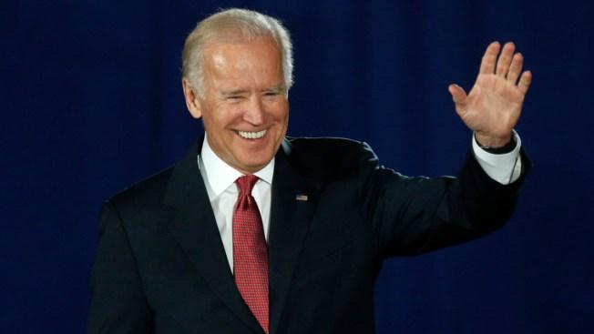 Video of Biden Kissing New Graduate on Cheek Goes Viral