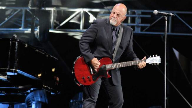 Billy Joel Is Playing Fenway in August, Where He'll Break a Record