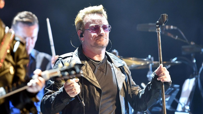 U2 Scheduled to Appear at Gillette This Summer
