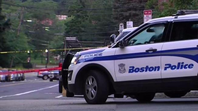 Police Responding to Reported Home Invasion in Dorchester
