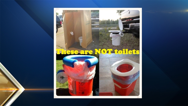 Jimmy Buffet Fans Told to Leave Homemade Toilets at Home