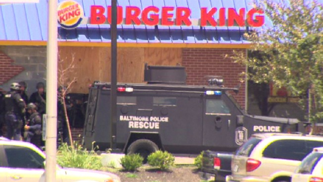 Suspect in Baltimore Hostage Situation in Custody: Police