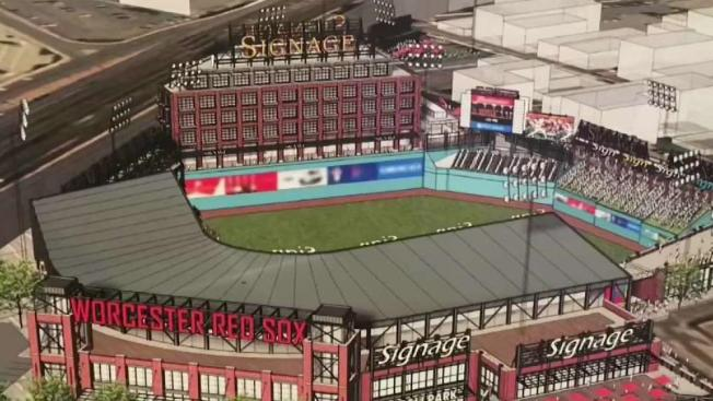 Worcester to Break Ground on Stadium for Triple-A Team