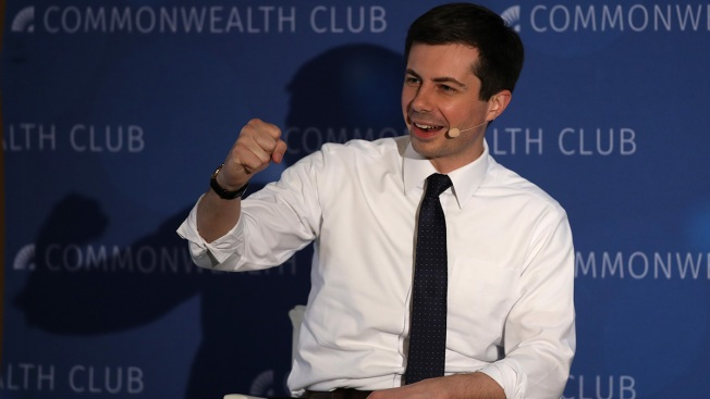 Pete Buttigieg Announces $7 Million Fundraising Haul for First Quarter