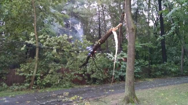 Storms Bring Flooding, Damage to New England
