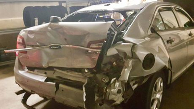 State Trooper Injured in Crash on I-91
