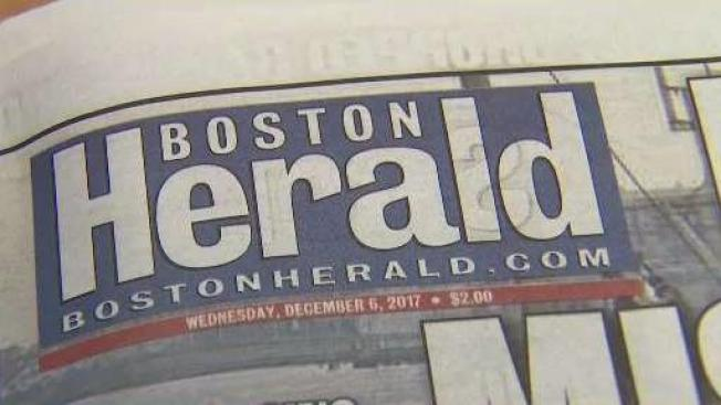 Digital First Media Wins Top Bid for Boston Herald