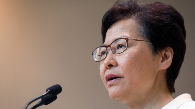 Hong Kong's Leader Announces Withdrawal of Extradition Bill