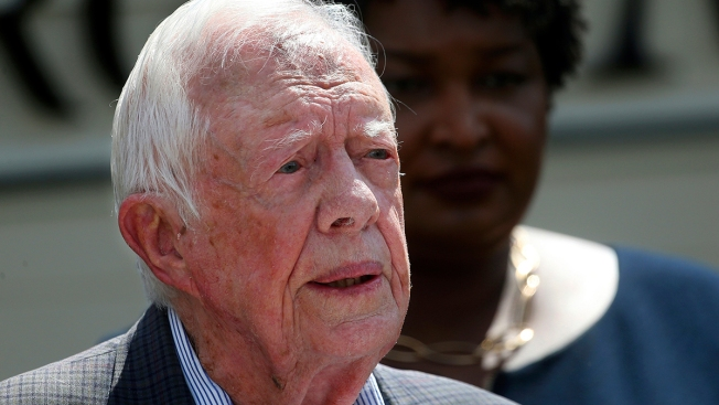 Jimmy Carter Awarded Tenure at Emory University at Age 94