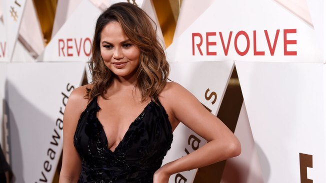 Chrissy Teigen Knows Who Allegedly Bit Beyonce in the Face--But She Won't Tell